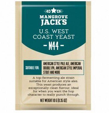 Fermento / Levedura Mangrove Jack´s - M44 US West Coast