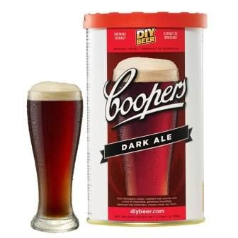 Beer Kit Coopers Classic Dark - 23l