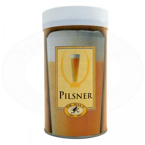 Beer Kit Mr. Malt Base Pilsner - 23l