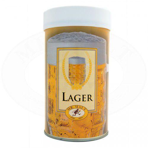 Beer Kit Mr. Malt Base Lager - 23l