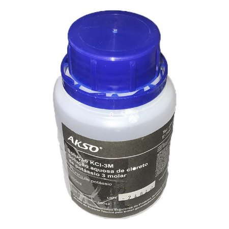 Solução KCL 250ml