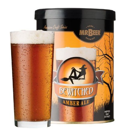 Beer Kit Mr Beer Bewitched Amber Ale - 8,5l