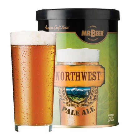 Beer Kit Mr Beer Northwest Pale Ale - 8,5l