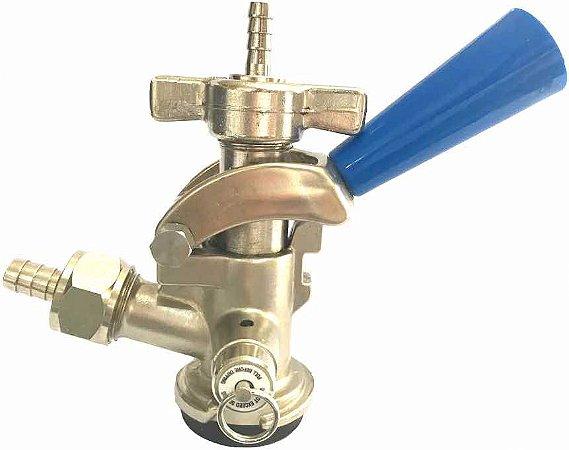 Válvula Extratora Tipo D com Válvula de Alívio