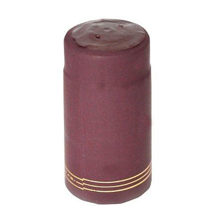 Capsulas Térmicas Bordôs para Vinho 25 un.