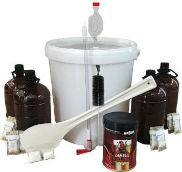 Kit Iniciante Mr Beer Diablo IPA (1.3kg)