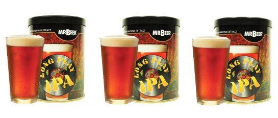 Promoção Mr Beer - Leve 3 e Pague 2: Long Play IPA