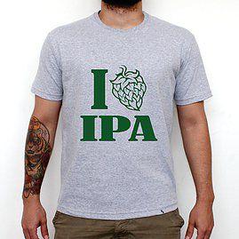 Camiseta I love IPA -M