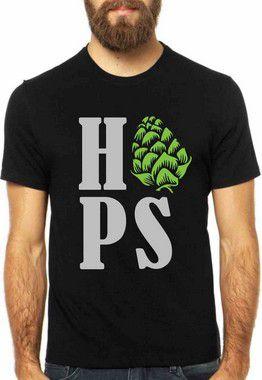 Camiseta Hops -XGG