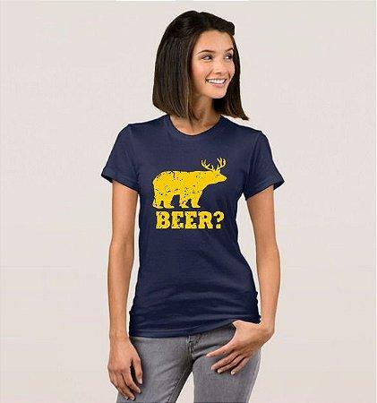Camiseta Beer Int Feminina-M