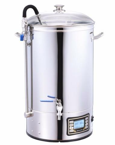 Panela Cervejeira Automatizada - Single Vessel 52L