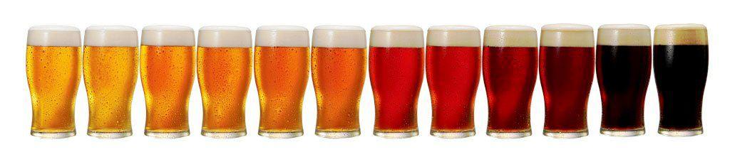 As Cores da Cerveja