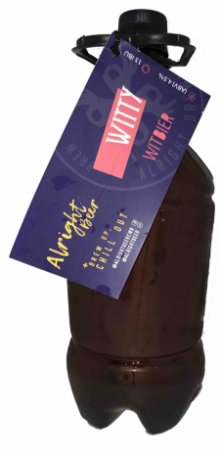Alright Lata 473ml - Witty Witbier