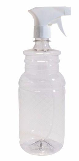 Borrifador / Pulverizador Transparente 1l
