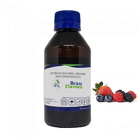 Extrato Natural de Frutas Vermelhas 50g