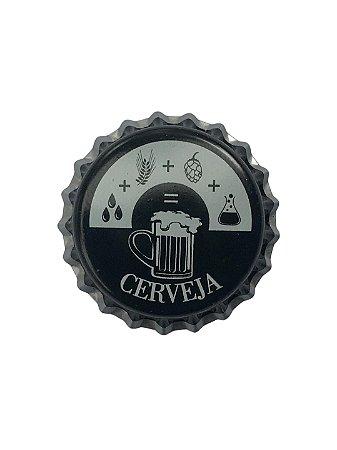 Tampinhas Pry Off - 100un - Fórmula da Cerveja