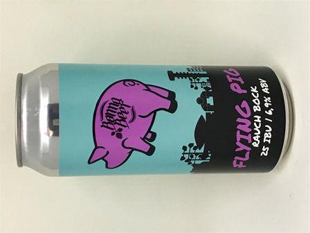 Bonachin Lata 473ml - Flying Pig Rauch Bock