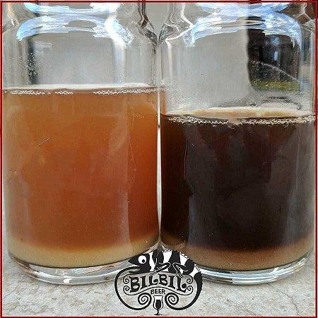 Preparando cerveja com grãos escuros - maceração versus purê
