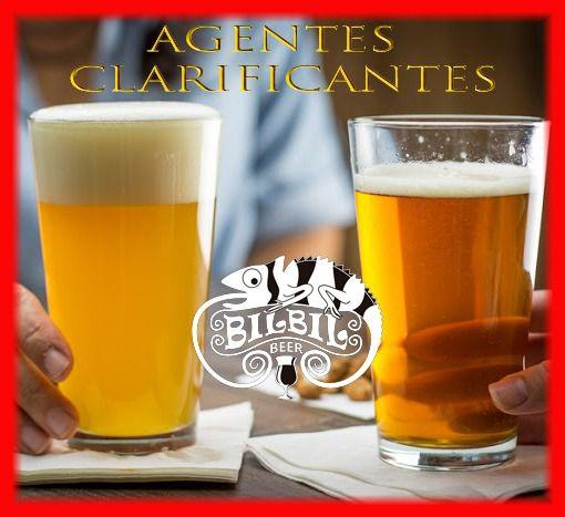 Agentes clarificantes - Melhorando a Clareza da Cerveja