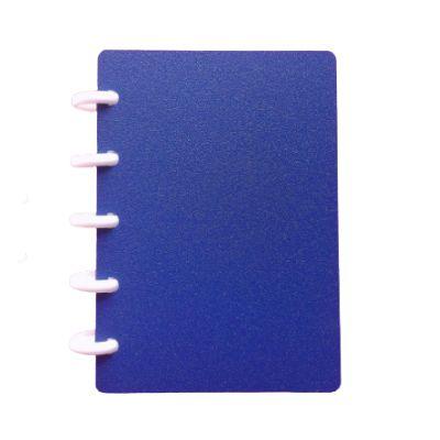 Caderno TopMagic Glitter Púrpura A6