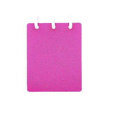 Caderneta de Bolso TopMagic Glitter Princess