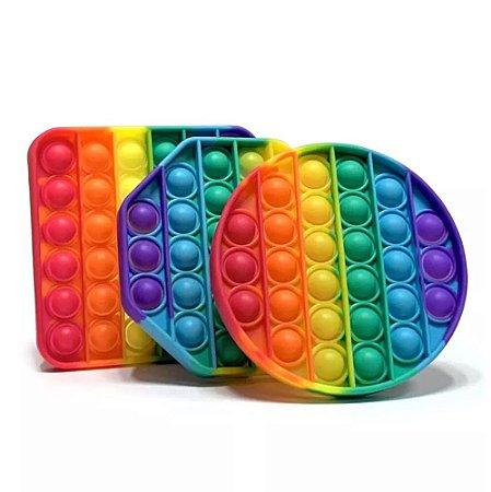 Pop it Fidget Rainbow