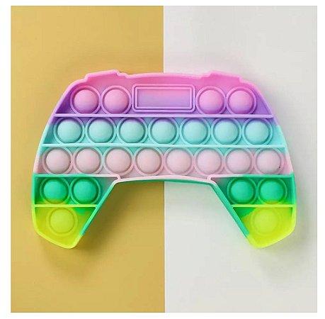 Pop It Fidget Colorful Controle Game
