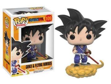 Funko Pop Dragon Ball GOKU & NIMBUS