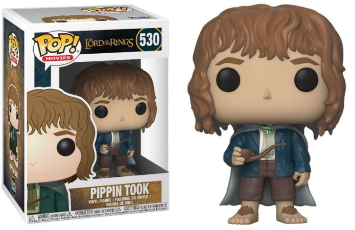 Funko Pop Pipping Took