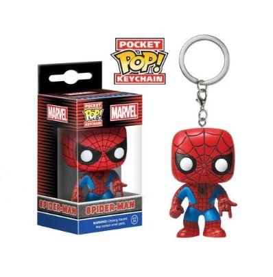 Chaveiro Pocket Pop Spider Man