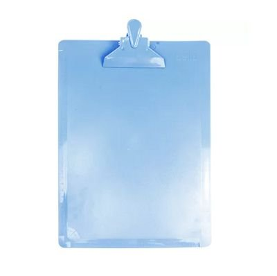 Prancheta Serena Ofício Azul Pastel Dello