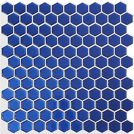 Revestimento Autoadesivo Resinado - BEE Heavy Blue