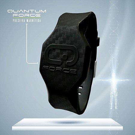 Pulseira Magnética Quantum Force - Preta