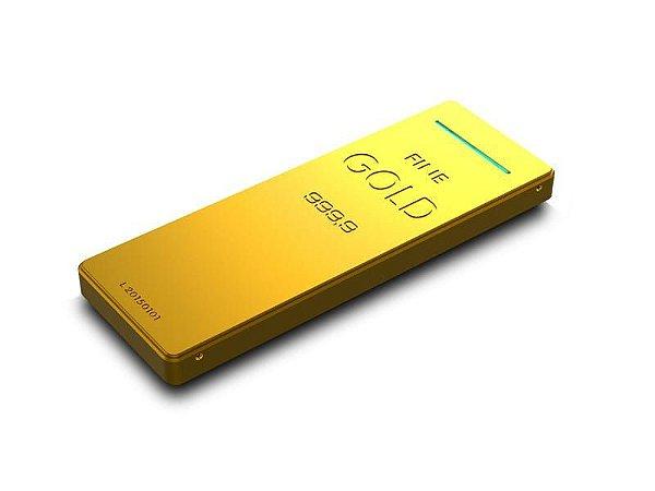Gold Bank - Bateria Portátil 9000 mAH - COMTAC - 9321