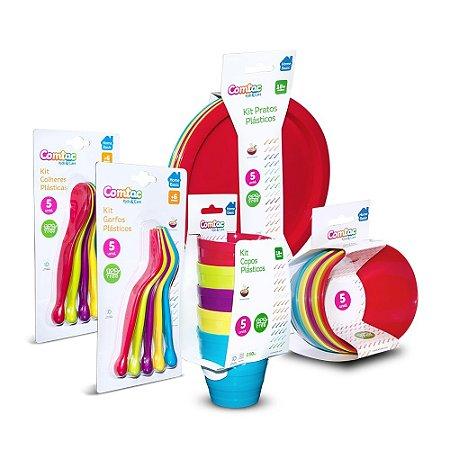 Kit HomeBasic - Comtac Kids