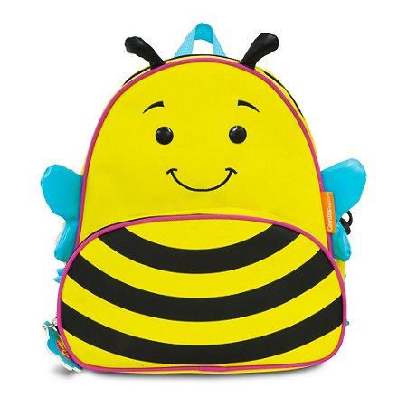 Mochila Infantil Let s Go - Abelhinha - Bella - Comtac Kids - 4037