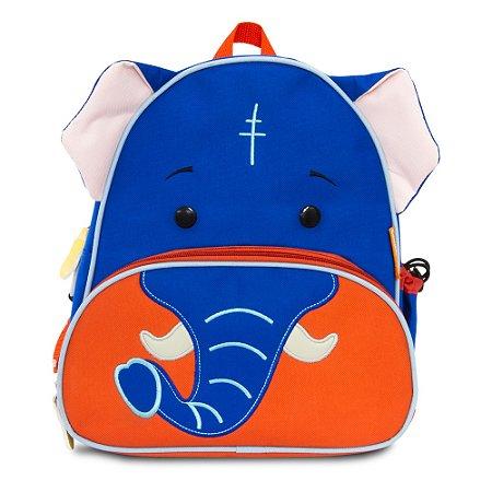 Mochila Lets Go Elefante - Charlie - Comtac Kids - 4047