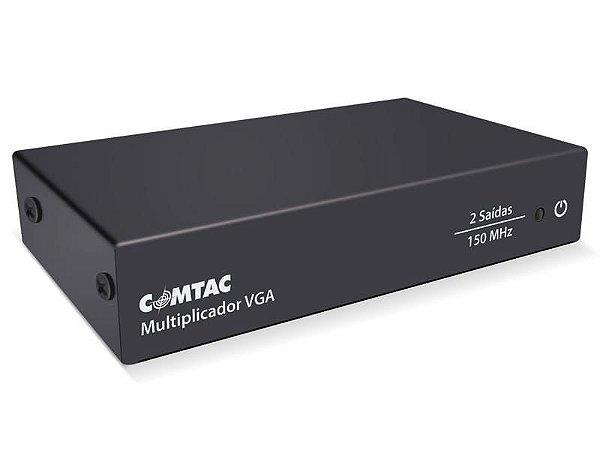 Multiplicador de Video VGA - 2 Saidas - COMTAC - 9216