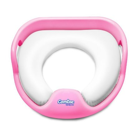Redutor de Assento Acolchoado - Rosa - Comtac Kids - 4010