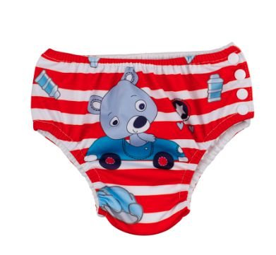 Sunguinha de piscina com absorvente - urso baby (18 - 24 Meses) (59124387)