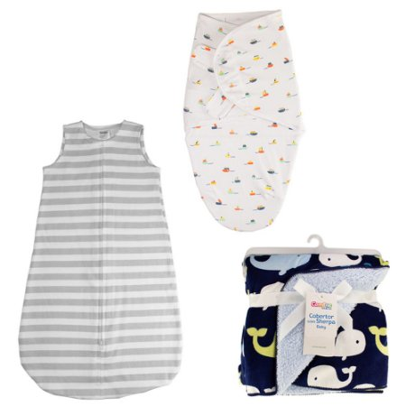 Kit Mini Enxoval Bebê Menino - Combinação 3 - 57151010