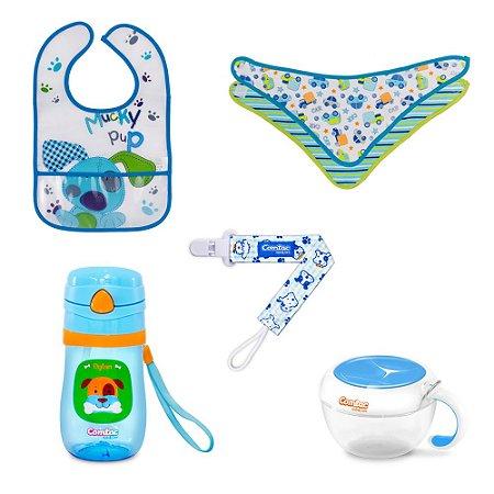 Kit Alimentação para Bebê Menino - Combo 2 - 54181002