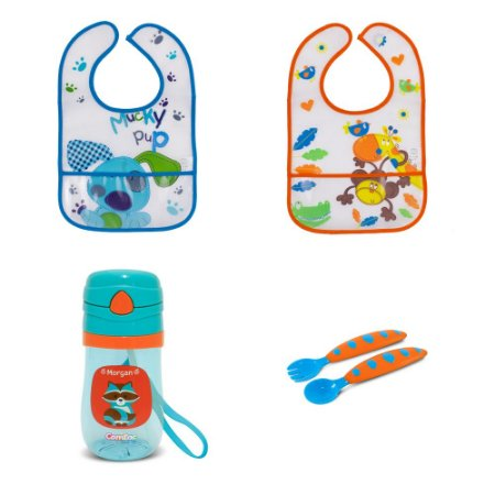 Kit Alimentação para Bebê Menino - Combo 5 - 54181005