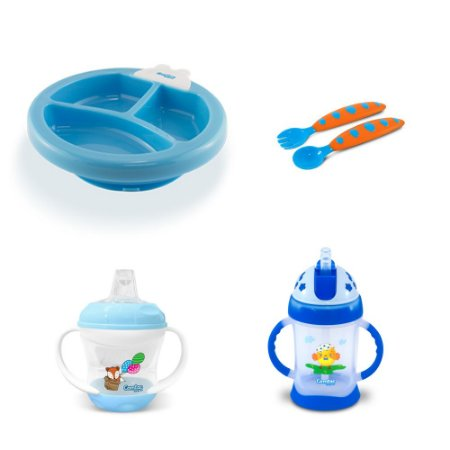 Kit Alimentação para Bebê Menino - Combo 6 - 54181006