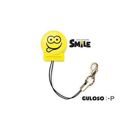Leitor De Cartão Micro SD Smile Guloso Comtac 9206