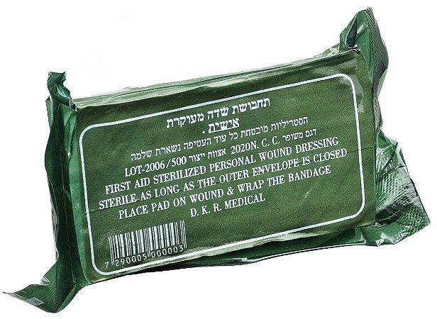 Bandagem israelense sem clipe