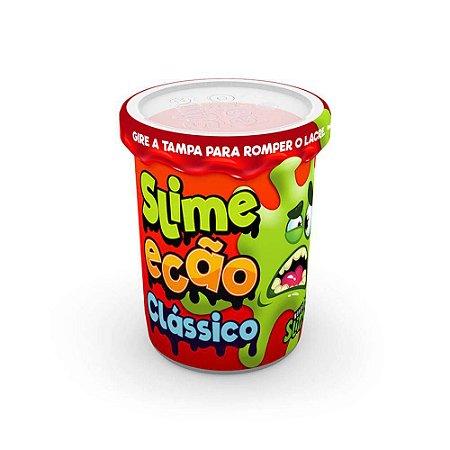 Amoeba Slime Meleca Geleca Ecão Classico Colorido 110g Dtc