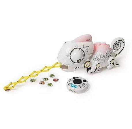 Figura Robô Camaleão Controle Remoto Silverlit DTC Eletrônica