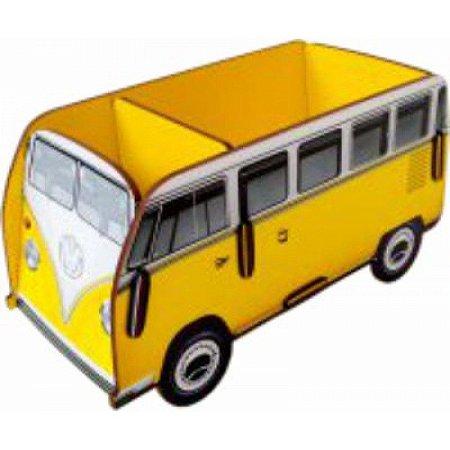 Porta Objetos Controle Remoto Acessórios Kombi Amarela