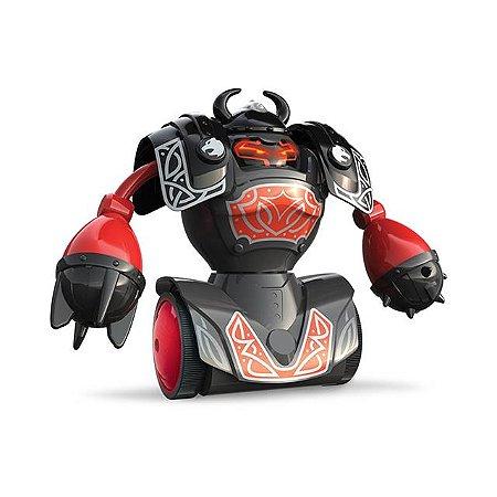 Robôs Batalha Som Luzes Robo Kombat Viking Silverlit DTC